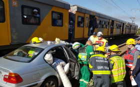 Metrorail to launch an investigation into Lakeside train crash