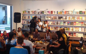 A bookstore with a truly African flavour (...and it began as a book club)