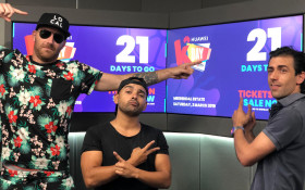 Pascal and Pearce release hot new single with Locnville
