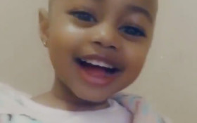 [WATCH] 'I have a surprise for you, tada!' Girl shaved head reveal is too cute