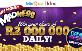 May Money Madness with LottoStar is back!