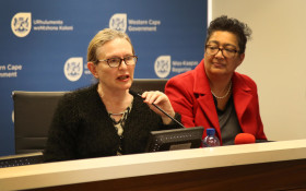 Zille to meet authorities to create plan for day zero