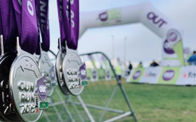 "Annual OUTsurance Life Kfm Gun Run demonstrates ""Running is for everyone"""