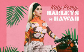 "[WATCH] Katy Perry releases new song and video for ""Harleys in Hawaii"""