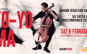 Yo-Yo Ma's Bach Project at Kirstenbosch Gardens