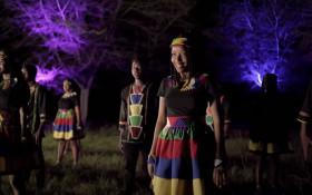 Watch Ndlovu Youth Choir sing 'A Million Dreams' with Pink