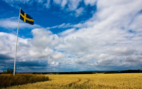 KFM Drive Calls Sweden. Yes, the country!