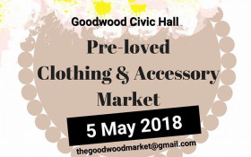 2018 Goodwood Pre-Loved Fashion Event, 5 May 2018