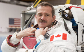 Former Astronaut, Chris Hadfield shares self-isolation tips during lockdown