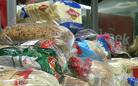 Bread consumption in South Africa is declining