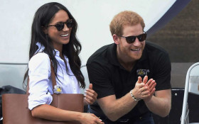 The cheeky theory about the Meghan and Harry engagement