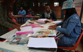 Hero covers himself in glory as he leads learners' preparation for academic year
