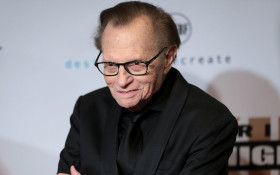 Talk show giant Larry King has died
