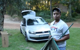 "Meet Tim ""Tent Structural Engineer"" Thabethe"