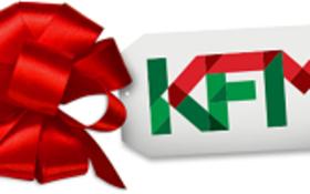 KFM Christmas wish for Lentia