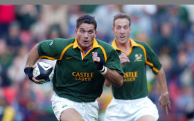 When Joost tackled Lomu front on; it was a defining moment! - Jean de Villiers