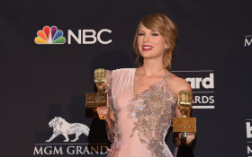 Taylor Swift and Ed Sheeran among Billboard Music Award winners