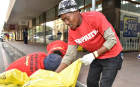 Shoprite organises community clean-up across Africa