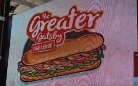 GP takes part in the Greater Gatsby Challenge