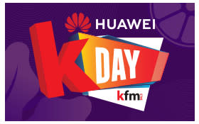 Get ready for #HuaweiKDay