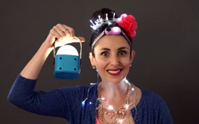 Suzelle DIY Gets You Through The Darkness