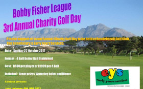 Bobby Fisher Charity Golf Day