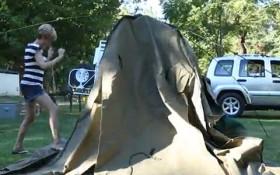 The Magic Tent at the KFM Big Chill