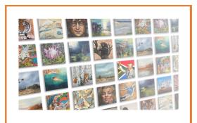 Mandela Day Block Art Exhibition   Auction