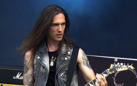 Nuno Bettencourt Gets Excited about Visiting SA
