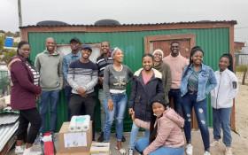 Young people dedicated to building unity and helping Khayelitsha community