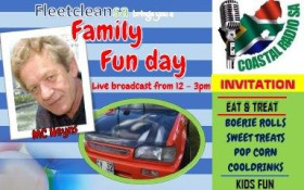 FleetCleanSA Family Fun day