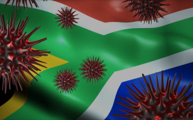 South Africa records 20,999 new COVID-19 infections