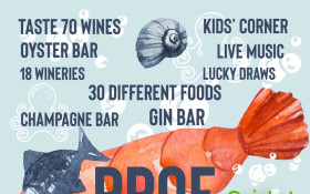 PROE Seafood and Wine Festival