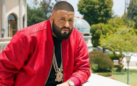DJ Khaled spotted networking with Lil Nas X