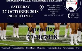 Durbanville Majorettes Open Day