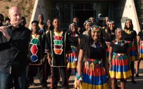 [Watch] SA choir stuns with isiZulu cover of Ed Sheeran's 'Shape of You'