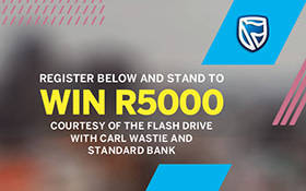 Win with Kfm 94.5 and Standard Bank's MyMo