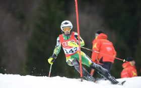 I want to get SA skiing on the map - Alpine skier Connor Wilson at Winter Games