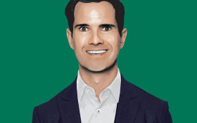 """It's not actual work, telling jokes"" - Jimmy Carr"