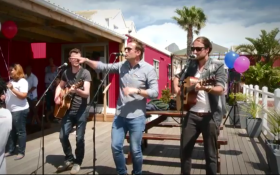 Watershed Give Andrew A Spur Birthday Song Surprise
