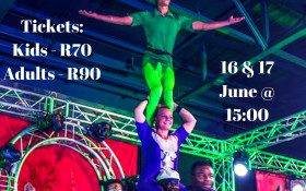 Fairy-tale Circus Show Family Entetainment at its best