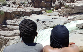 Chasing waterfalls: Finding peace in the Place of Great Noise