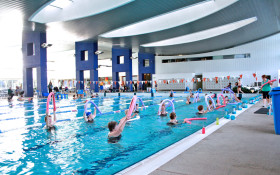 The benefits of aqua aerobics (don't knock it 'til you've tried it)