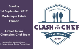 Clash of the Chefs 2019