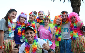 Some Great Costumes from Last Year's FNB Cape Town 12 OneRun