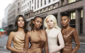Bold and beautiful: Michelle Mosalakae joins new Revlon campaign