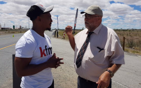 Beaufort West continues to battle against drought
