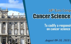 28th Euro Congress on Cancer Science & Therapy