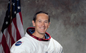 Astronaut Charles Duke - Youngest Man to Walk on the Moon