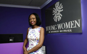 Nthabeleng Likotsi is on course to establishing SA's first women-owned bank